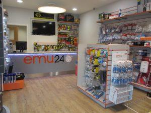 Welcome to emu 24